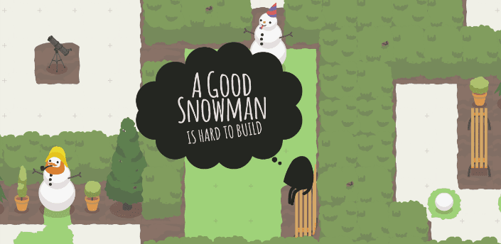 A Good Snowman Is Hard To Build Android APK İndir - androidliyim