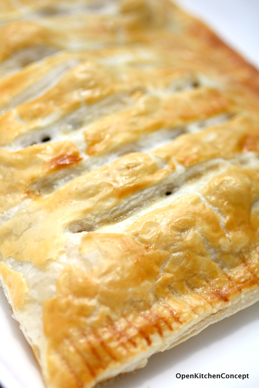 Open Kitchen Concept: Easy Homemade Apple Strudel