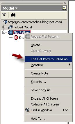 2013 SolidWorks Help - Creating Sheet Metal Flat Pattern