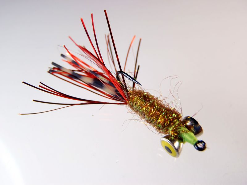 Matt Dobrowolski carp fly