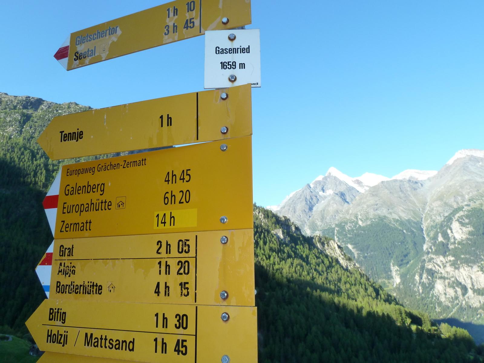 Die haute route von chamonix nach zermatt eine wanderung for Haute kuki und die markise