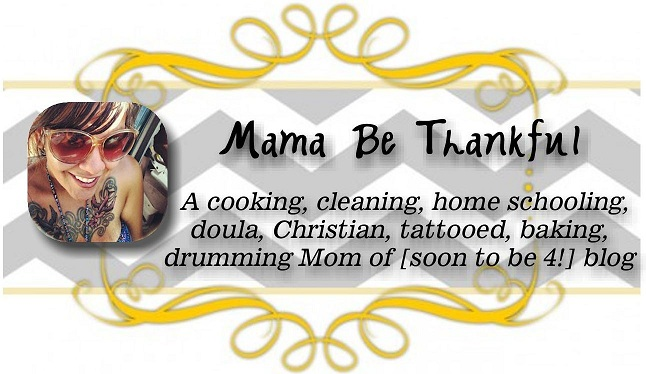 Dark but Lovely.  A Christian, tattooed, foodie, Mother & Wife's blog.
