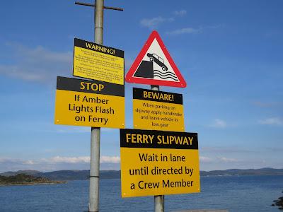 5 ferries