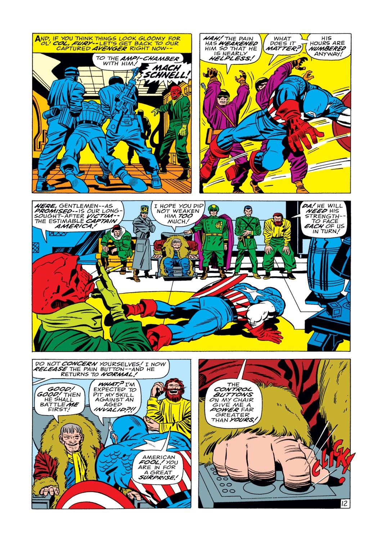 Captain America (1968) Issue #104 #18 - English 13