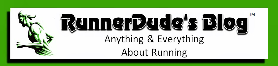 RunnerDude's Blog
