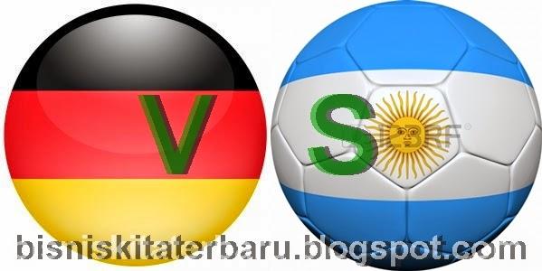 prediksi jerman vs argentina