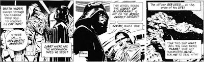 Al Williamson Star Wars comic #7