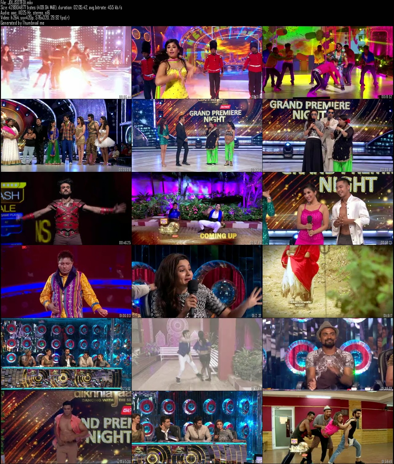Resumable Mediafire Download Link For Hindi Show Jhalak Dikhla Jaa Season 7 (2014) 7th June 2014 Watch Online Download