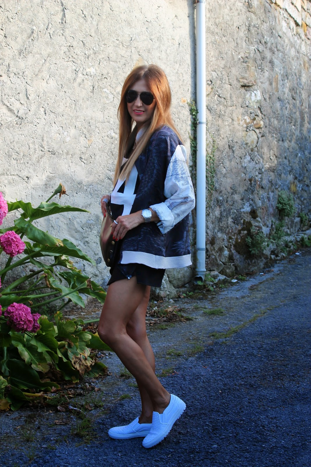 Pechón, Cantabria, look, fashion, street style, leather, lifestyle, Carmen Hummer, blog de moda