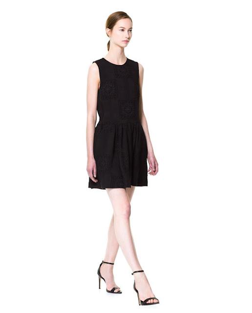 siyah kısa elbise