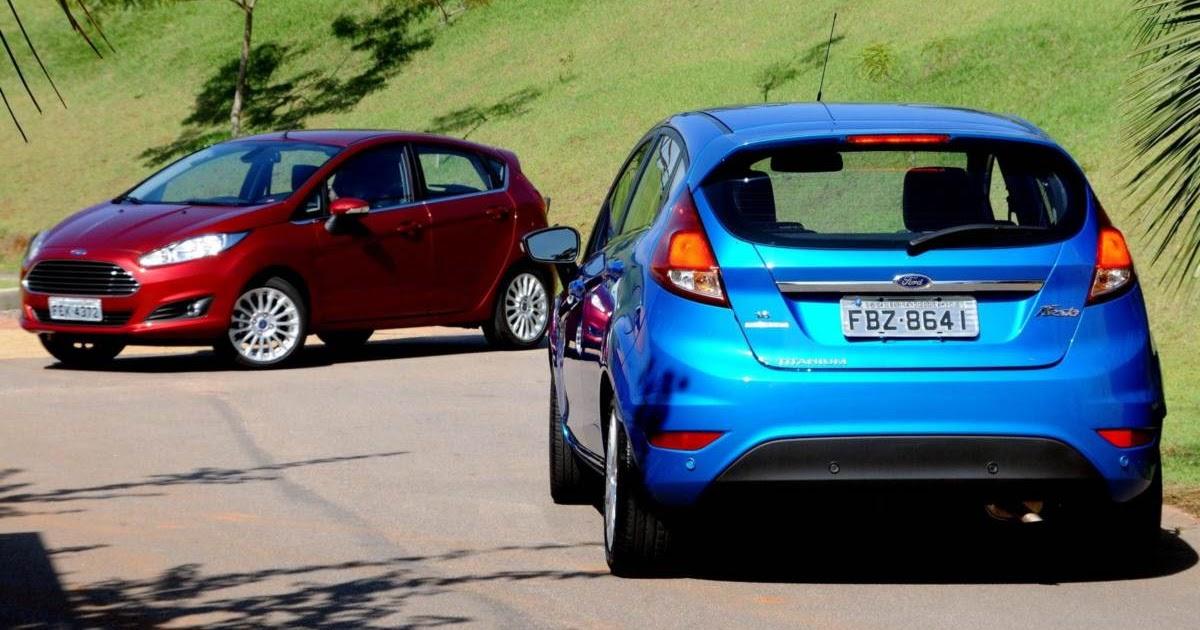 Ford New Fiesta 2014 Automático - fotos, preço, consumo e ficha técnica