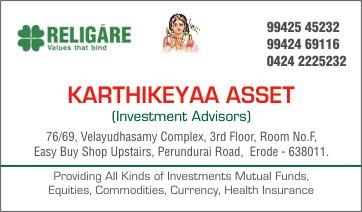 Karthikeyaa Asset