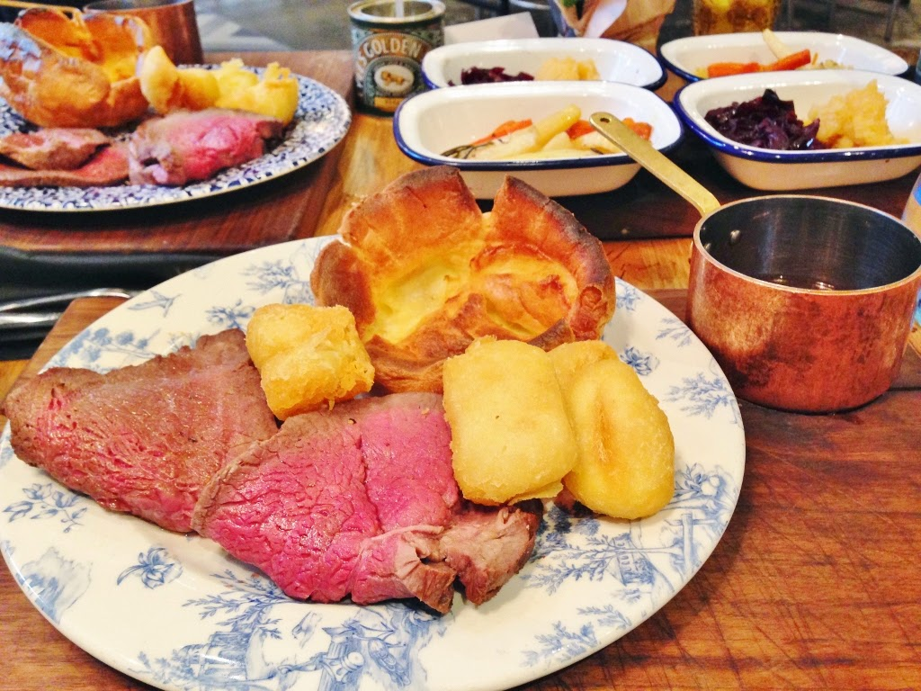 best sunday roast beef