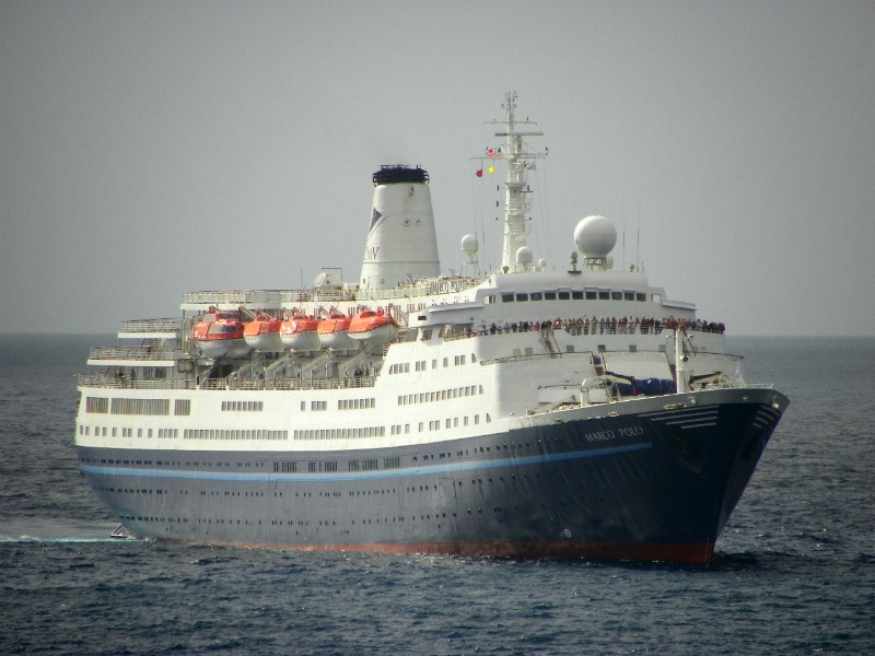 NAVIGATION-Cruising and Maritime Themes: MARCO POLO a long ...