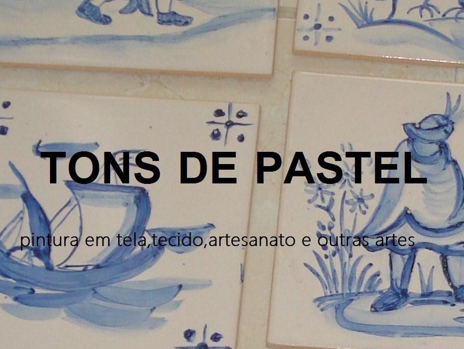 TONS   DE  PASTEL