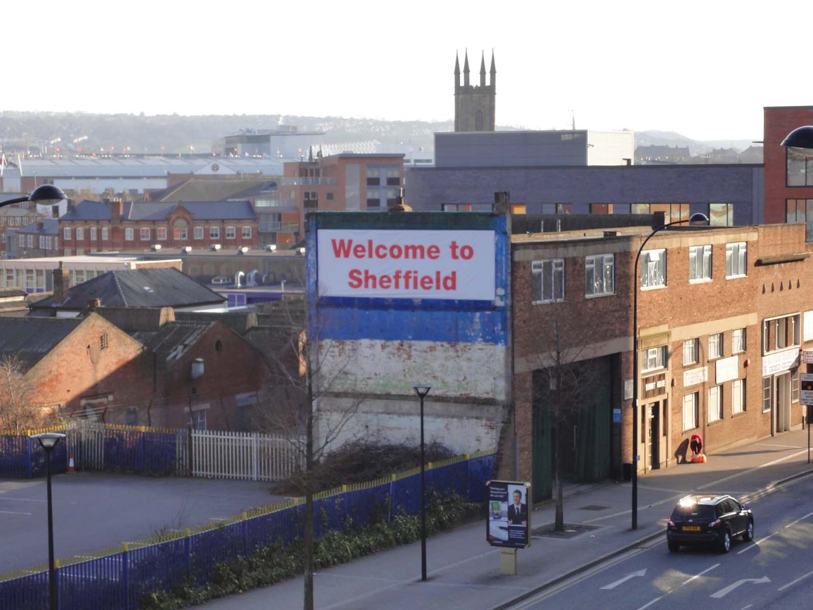 If there was one word to characterise the south yorkshire city of sheffield it would have to be regeneration born from its industrial roots of steel