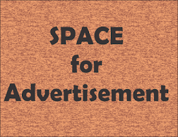 Space for Advertisement