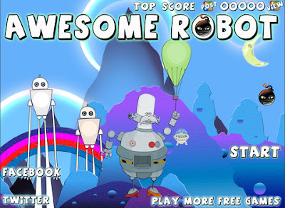 free ios game,free iphone game,awesome robot,free,ios