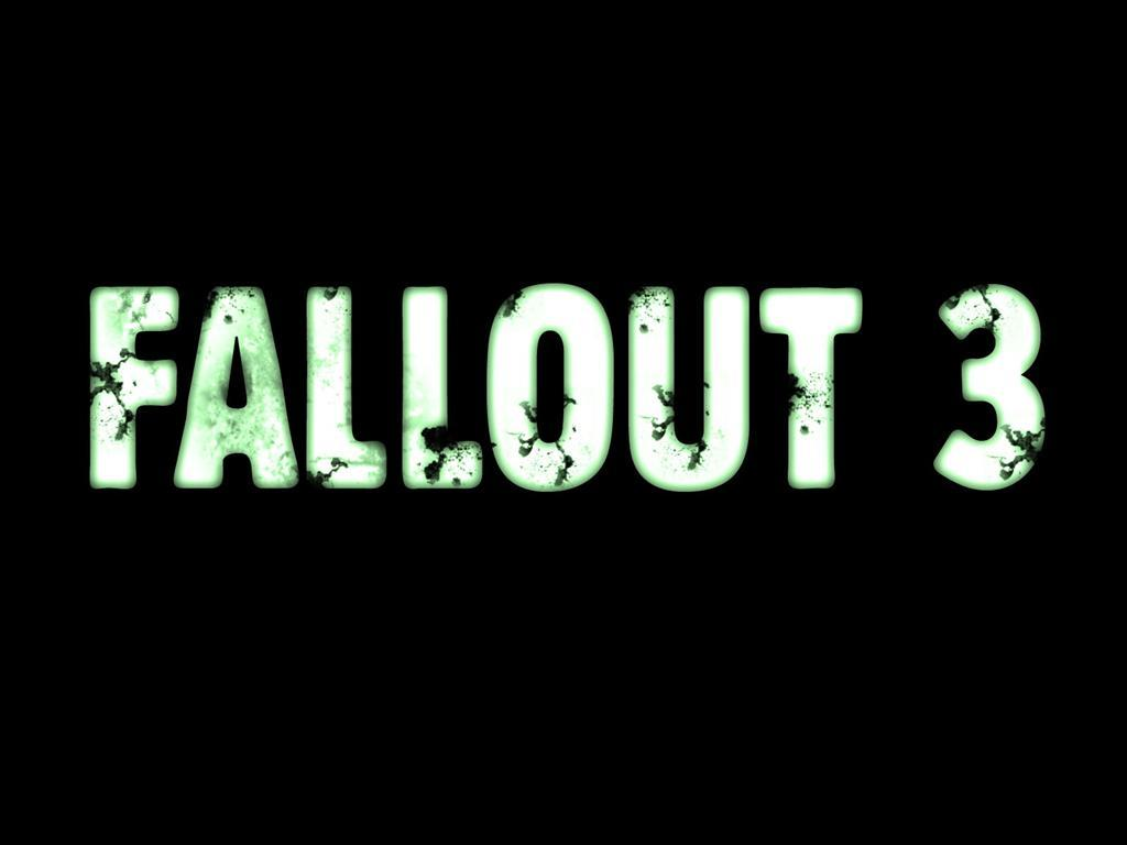 Fallout HD & Widescreen Wallpaper 0.35996058981891