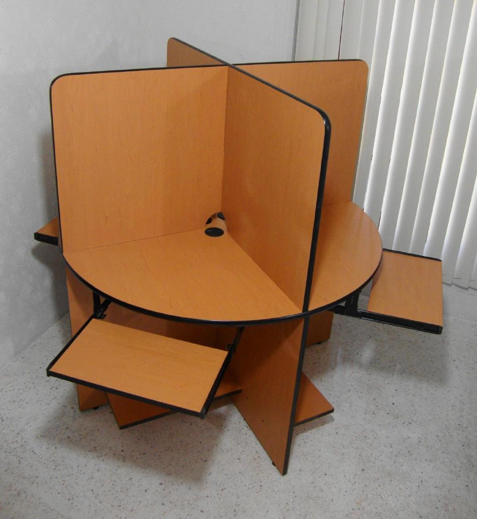 Mueble chico para computadora 20170802001947 for Tipos de muebles de oficina