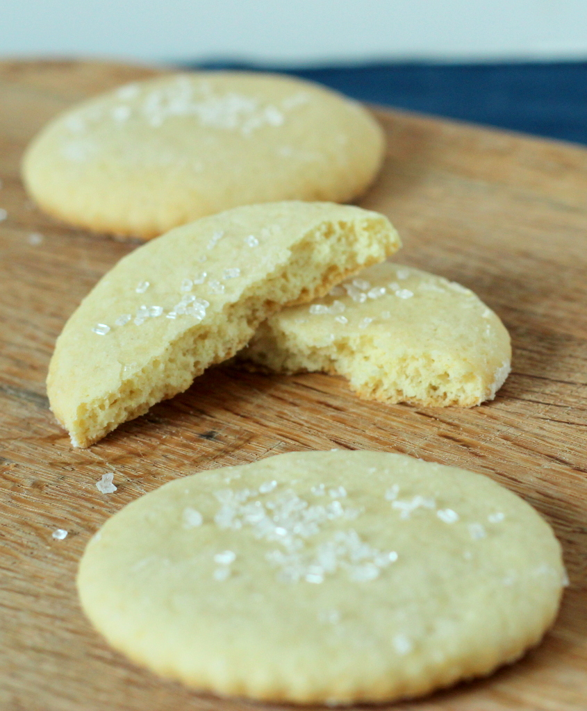 Old-Fashioned Sugar Cookies/ Mamma's White Cookies