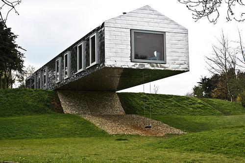 rumah minimalis desain rumah unik