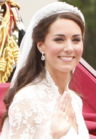 Kate Middleton Royal Wedding Hairstyle