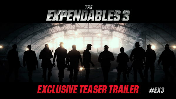 Trailer The Expendables 3 2014