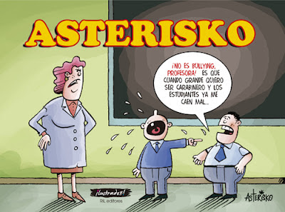 el malhumor de asterisko