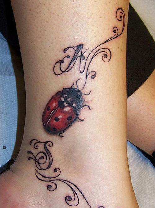 tatto ladybug tattoos