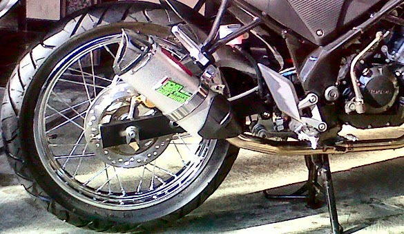Menjaga Kondisi Velg Motor Tetap Baik