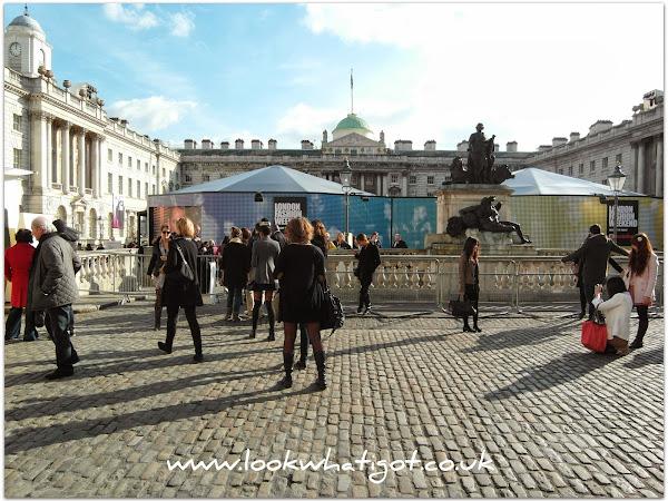 London Fashion Weekend!