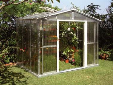 Desarrollo sustentable invernadero for Invernadero en casa
