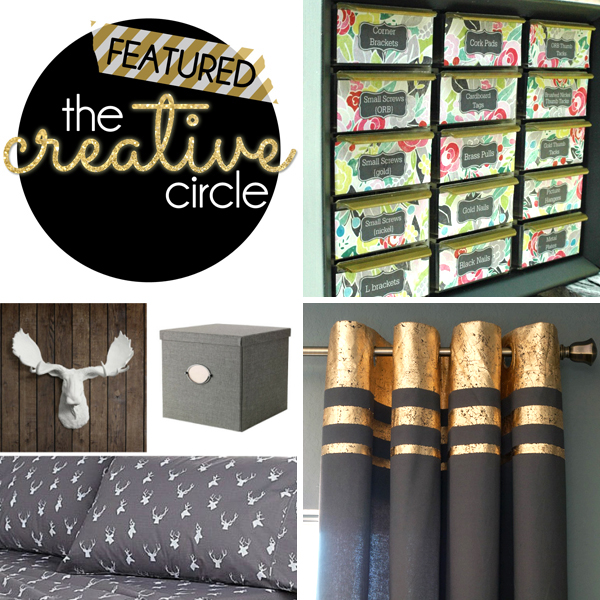 Features from Week 10 of The Creative Circle Link Party
