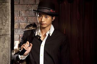 Yusuke yamamoto sebagai Hiroyuki Tokumori