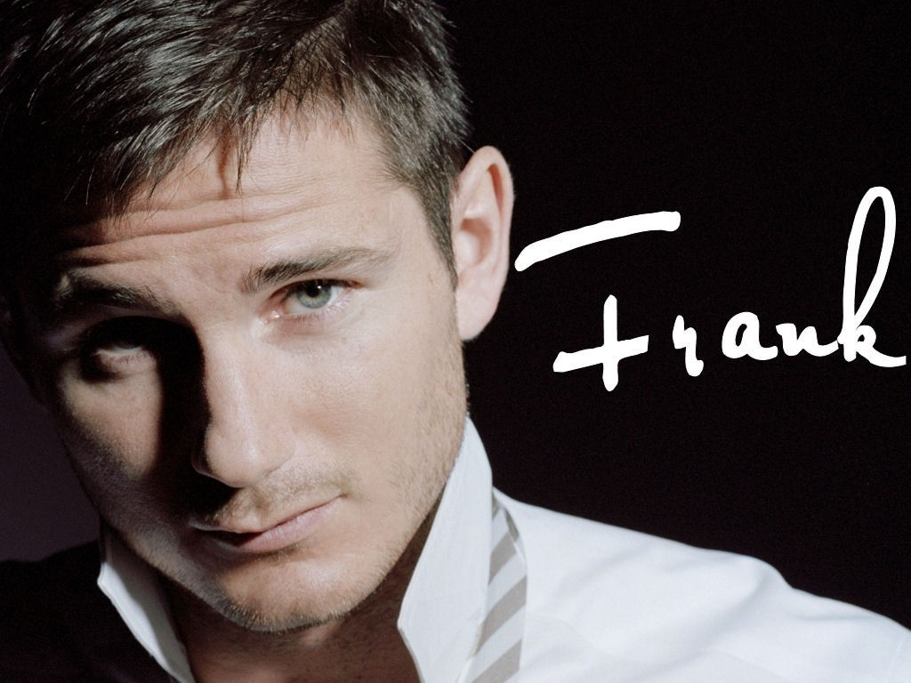 top footballer wallpaper Frank Lampard Fashion