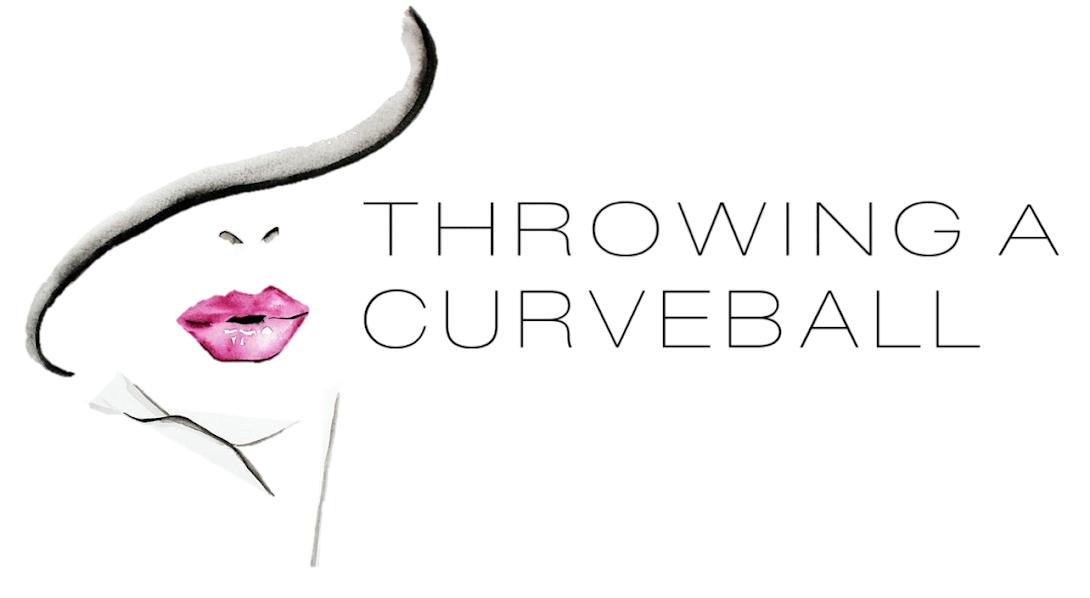 Throwing a curveball
