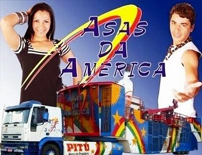 TRIO E BANDA ASAS DA AMÉRICA
