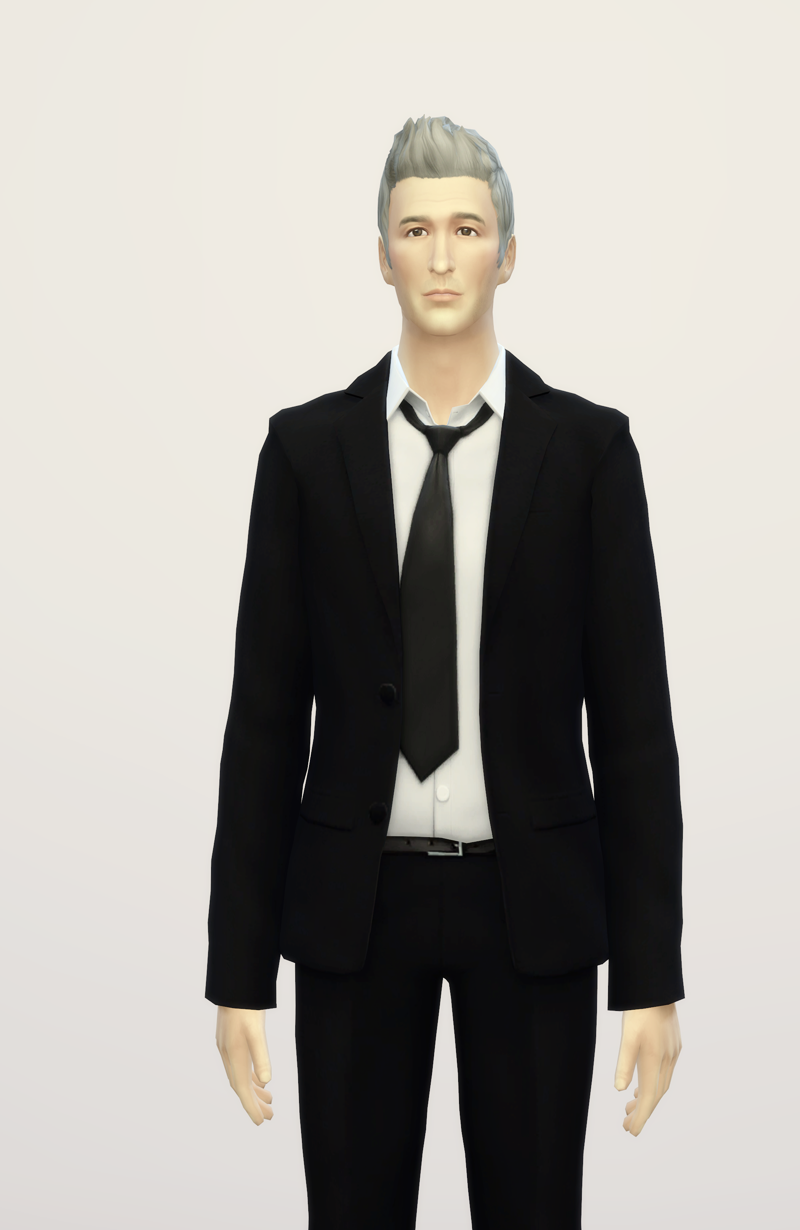 Formal Clothes Sims  Men