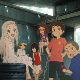 Ano Hi Mita Hana no Namae wo Bokutachi wa Mada Shira nai. Original Soundtrack