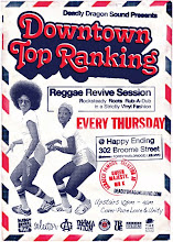 5/16(Thu)Downtown Top Ranking W Uni T from Human Crest Sound @ Happy Ending