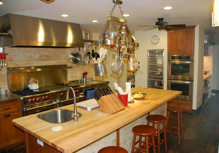 Keindahan Dapur Minimalis Modern 100 Rumah Minimalis