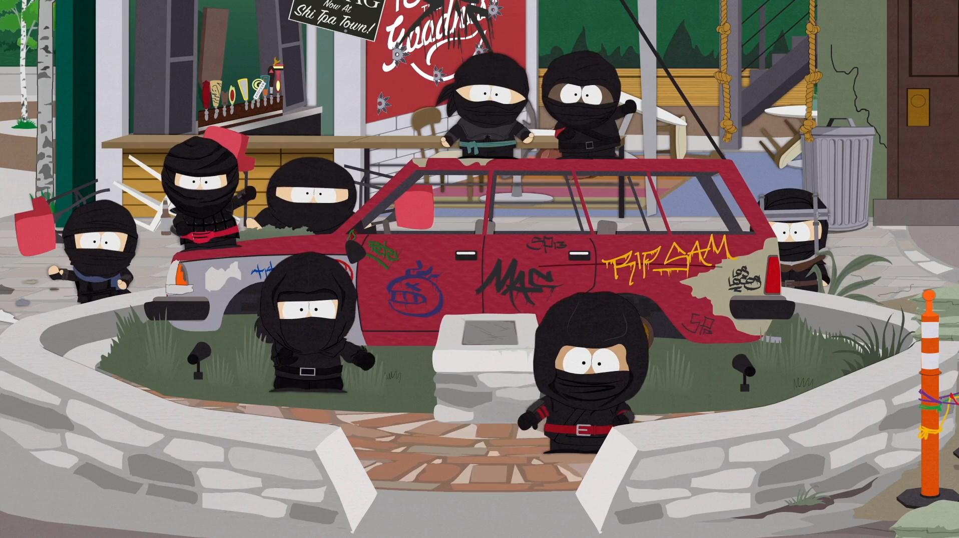 South Park S19 Completa|1080p Web-DL|Dual LAT-EN