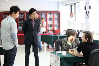 Echecs : Grand Prix de Beijing - Photo Anastasiya Karlovich