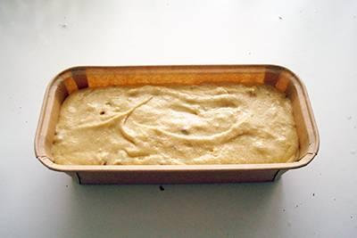 Plumcake alla banana (Banana bread) 7