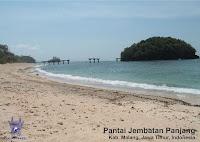 Salika Travel : Wisata Pantai Jembatan Panjang
