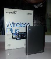 Wireless Pluss Ala Seagate