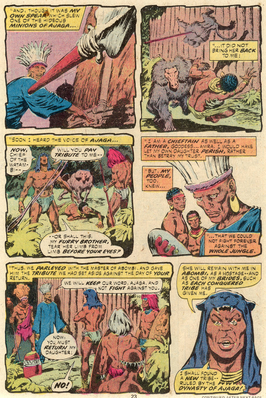 Conan the Barbarian (1970) Issue #94 #106 - English 14