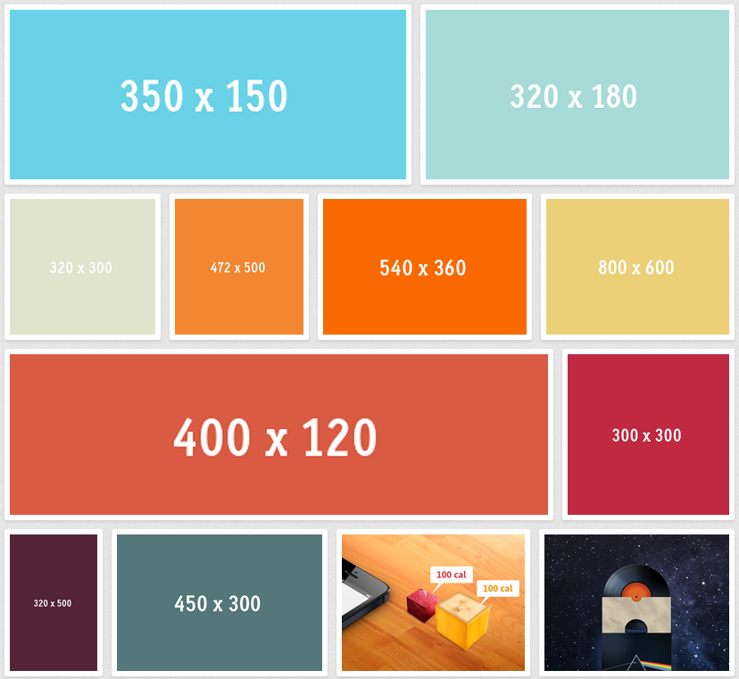Create Collage Using JQuery