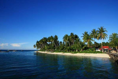Derawan Beach Indonesia